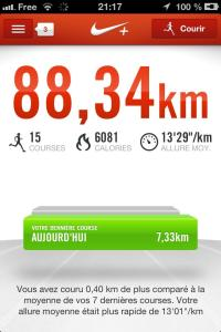 Total courru Nike